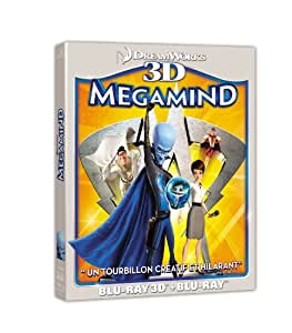 Megamind [Combo Blu-ray 3D + Blu-ray 2D]