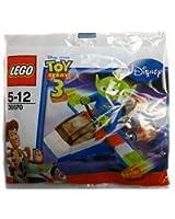 トイストーリー レゴ LEGO/ エイリアン と スペースシップ