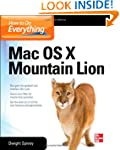 How to Do Everything Mac OS X Mountai...