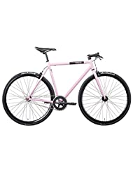 FIXIE Inc. Floater single speed bike pink 2015