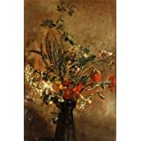Flower Study by John Constable (V&A Custom Print)