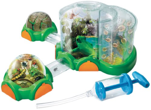 eco science toys instructions