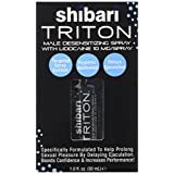 Shibari Triton Spray Men's Desensitizing Spray with Maximum Strength Lidocaine Prolonged Intimacy Stimulant
