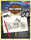 How to Draw Harley-Davidson Motorcycles (How to Draw (Walter Foster))