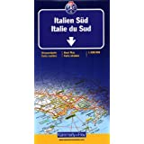 Carte routi�re et touristique : Italie du Sudpar Cartes K�mmerly + Frey