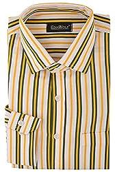Edinwolf Men's Formal Shirt (EDFR731_40, Multi-Coloured, 40)