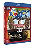 Pack: Rio + Los Viajes De Gulliver + Las Cr�nicas De Narnia 3 (BD 3D) [Blu-ray]