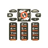 Sony Ericsson W880i Keypad / black colour