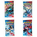 Pokemon XY Trading Card Game Boosters - Four (4) Packs
