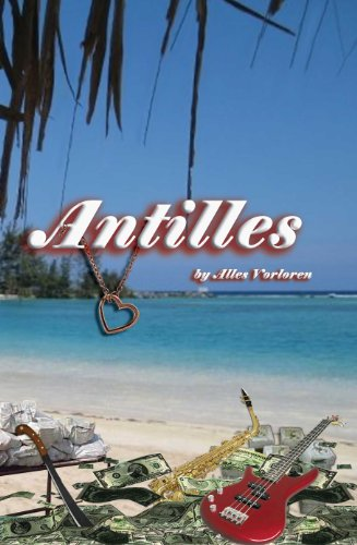 Book: Antilles by Alles VorLoren, Elerie Crawley