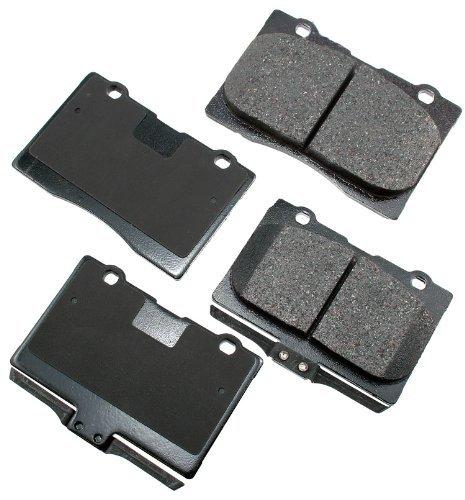 akebono-act1091-proact-ultra-premium-ceramic-front-brake-pad-set-for-2005-2010-acura-rl-by-akebono