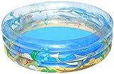 Color Baby Piscina Hinchable Sea Life 736 L