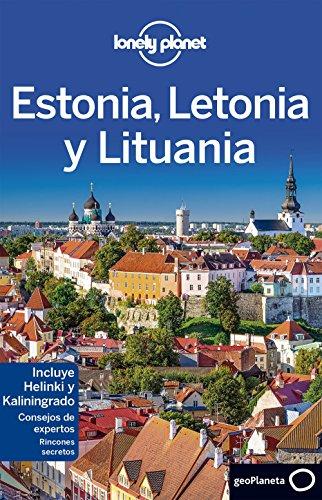 Estonia, Letonia Y Lituania 3 (Lonely Planet-Guías de país)