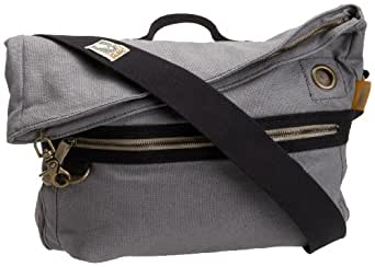 Simple Blottoe Messenger Bag,Charcoal,one size
