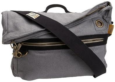 Simple Blottoe Messenger Bag,Charcoal,one size