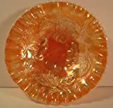 Fenton Antique Carnival Glass Candy Dish, 6 Inches
