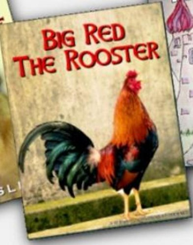 big-red-the-rooster-english-edition