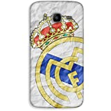 Mott2 Back Case For Samsung Galaxy J2 2016 | Samsung Galaxy J2 2016Back Cover | Samsung Galaxy J2 2016 Back Case - Printed Designer Hard Plastic Case - Real Madrid C.F Theme