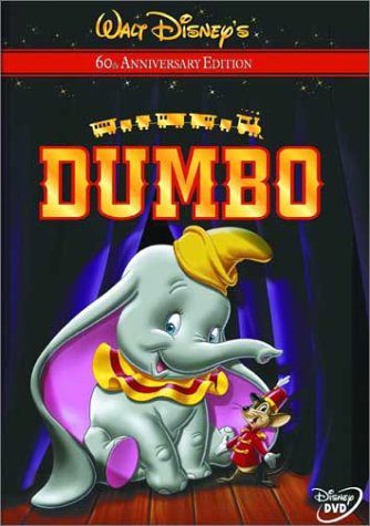 Cover art for  Dumbo (60th Anniversary Edition)