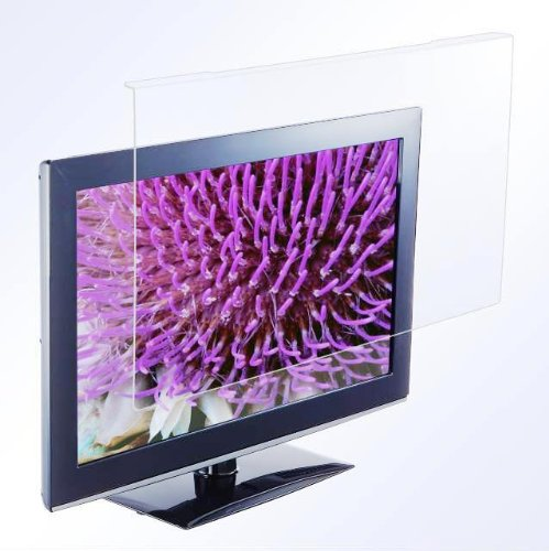 46 - 47 Inch Anti-Uv Non-Glare Tv Screen Protector For Lcd, Led, Led 3D And Plasma Tvs