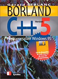 Borland C++, version 5