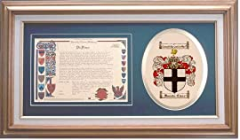 Sanctoclaro Family Name History and Coat of Arms / Family Crest