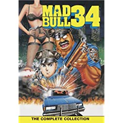 Mad Bull 34: The Complete Series