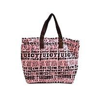 [ジューシークチュール]Juicy Couture YHRU-1224-680 トートバッグ PONYSHOW ピンク [並行輸入品]