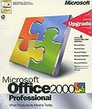 Microsoft Office 2000 Professional Upgrade