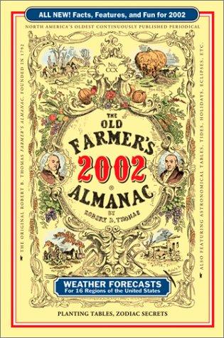 The Old Farmers Almanac 2002 Paperback (Old Farmer's Almanac, 2002)