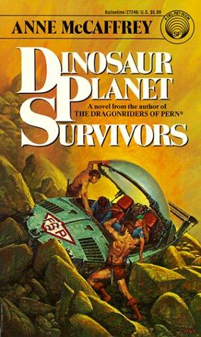 Dinosaur Planet Survivors, ANNE MCCAFFREY
