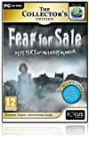 Fear for Sale: Mystery of McInroy Manor - Collectors Edition (PC CD) windows 7 , xp, vista