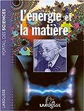 echange, troc Collectif - L'énergie et la matière