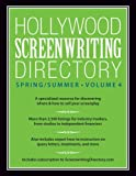 Hollywood Screenwriting Directory Spring/Summer Vol