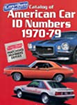 Catalog of American Car Id Numbers 19...