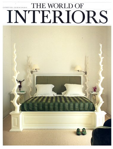 World Of Interiors Magazine From Compare 24 Sites At