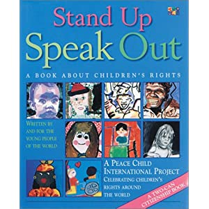 Stand Up, Speak Out Two-Can Editors