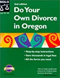 Do Your Own Divorce in Oregon (0873375785) by Smith, Robin
