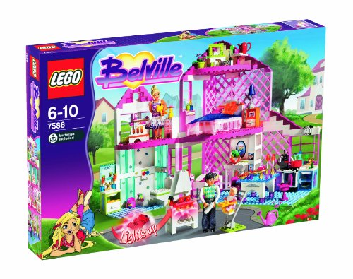 LEGO Belville Sunshine Home 7586