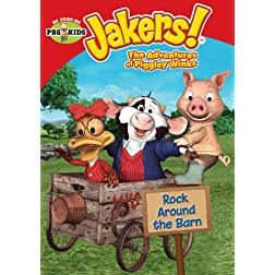 Jakers! The Adventures of Piggley Winks: Rock Around the Barn