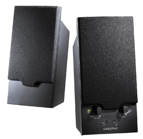 Creative Labs 51000000AA278 SBS270 2 Piece SpeakerB00006L45M