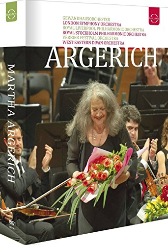 Martha Argerich Box [7 DVDs]