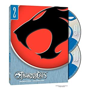 Thundercats Season on Amazon Com  Thundercats  Season One Vol 2   Disc 3 4  Artist Not
