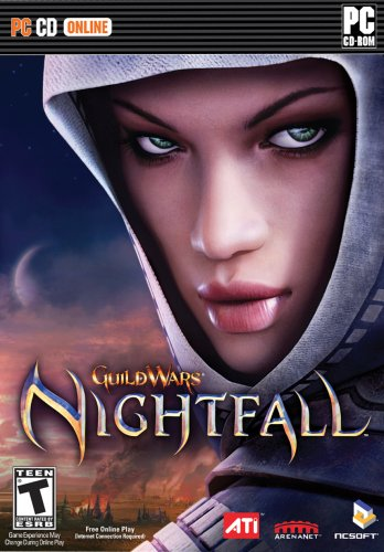 PC Guild War Nightfall