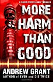 img - for More Harm Than Good (David Trevellyan Thriller) book / textbook / text book
