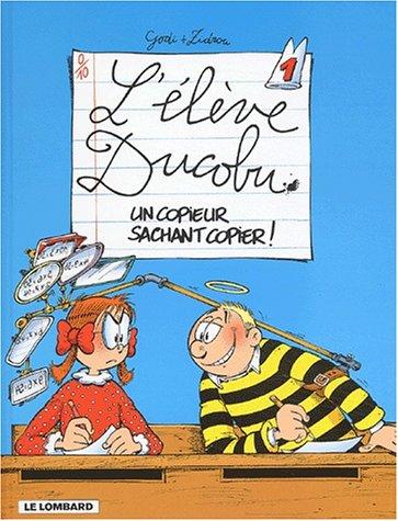 Elève Ducobu (1) : Un copieur sachant copier !