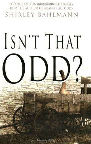 Isn't That Odd?, Shirley Bahlmann