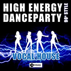 high energy danceparty - cover is loading