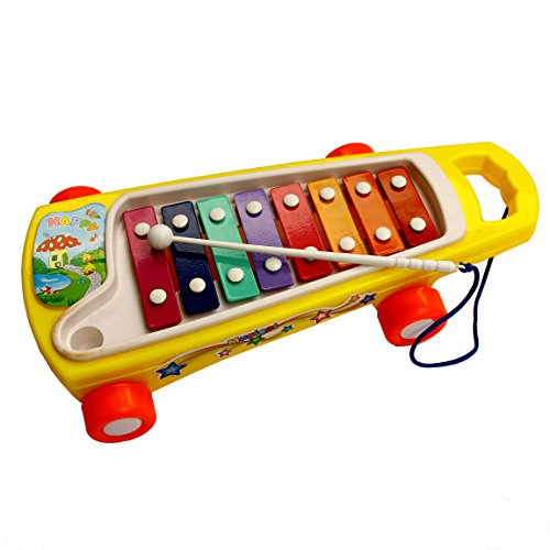 Dazzling Toys Musical Xylophone. - 1