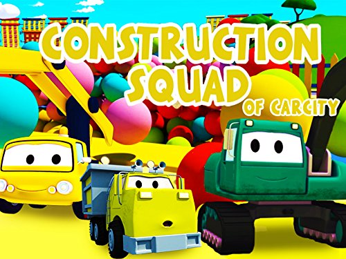 Construction Squad - Season 1
